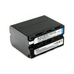 Digital Video Battery NP-F970/F960 7200mAh