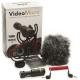 1 X RODE VIDEOMICRO ميكروفون لكاميرات CANON و NIKON وما إلى ذلك