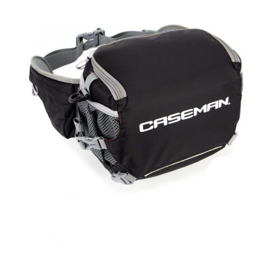 Caseman Waterproof Camera Bag , Nylon , Black