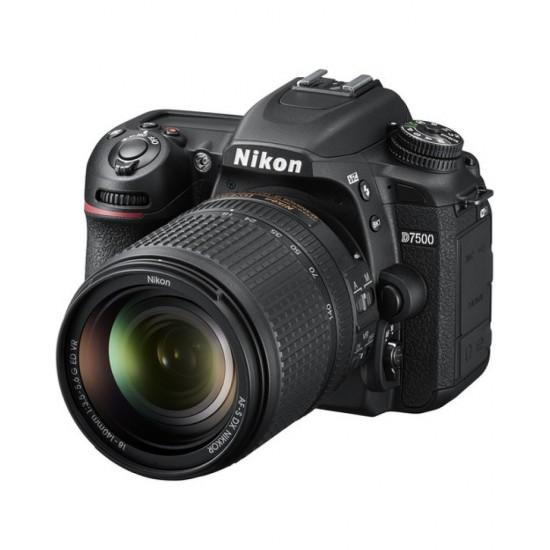 Nikon D7500 DSLR Camera with 18-140mm