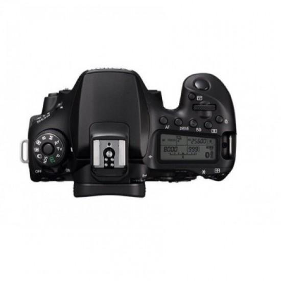 Canon DSLR Camera EOS 90D EF-S 18-135 IS USM Kit