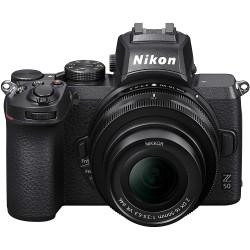 Nikon Z50 Mirrorless Camera With DX 16-50mm Kit