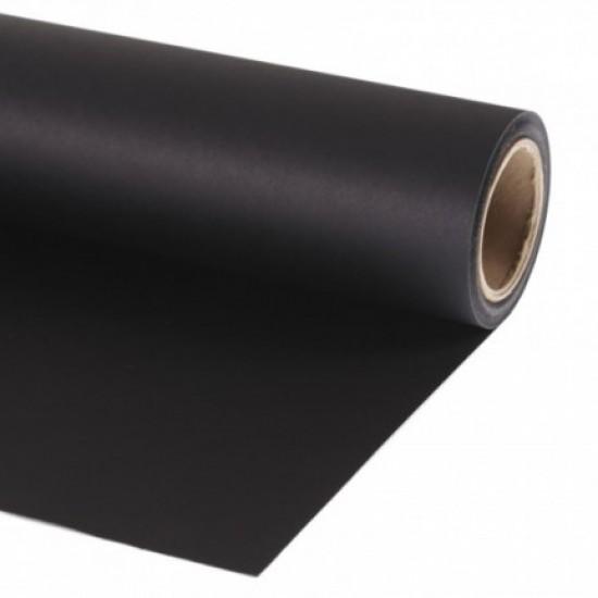background Paper 1.35 x 11m Black