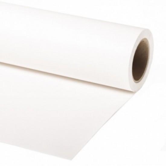 background Paper 1.35 x 11m White