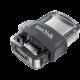 64 جيجابايت - سانديسك محرك الأقراص الثنائي Ultra® m3.0 (SDDD3-064G)