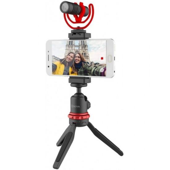 Boya BY-VG330 Ultimate smartphone Video Kit